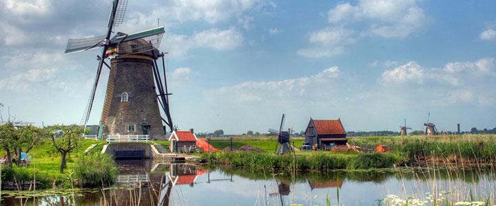 Zarobki w Holandii