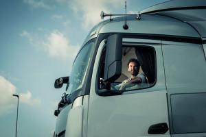 Praca kierowcy TIRa