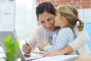 Praca a dziecko