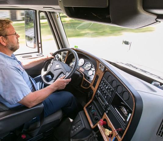 CV Kierowca