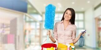 Referencje dla sprzątaczki