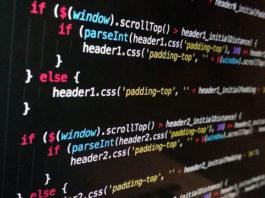 ekran z kodem