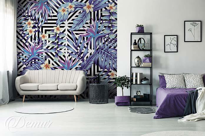 Jakie kolory wybrać do pomalowania ścian w salonie?