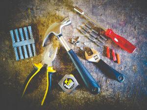 10 najważniejszych narzędzi dla domowego majsterkowicza