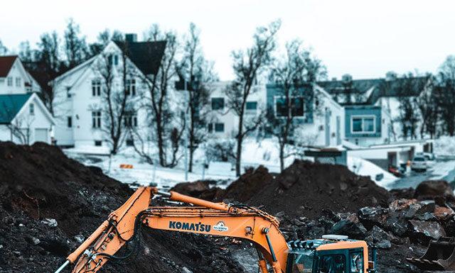 Prace budowlane i remontowe w Norwegii